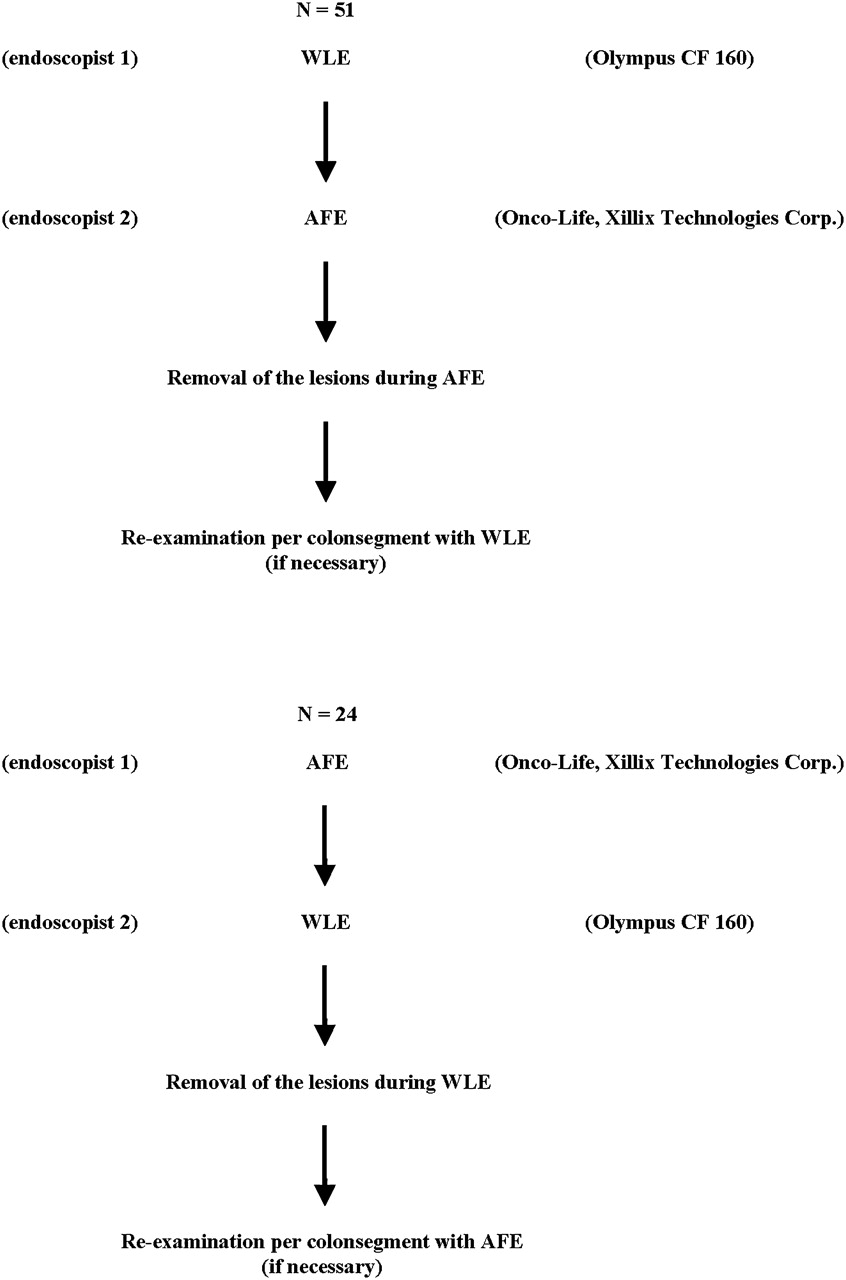 Endoscopy Suite: A Back-to-back Comparison Of White Light Video Endoscopy