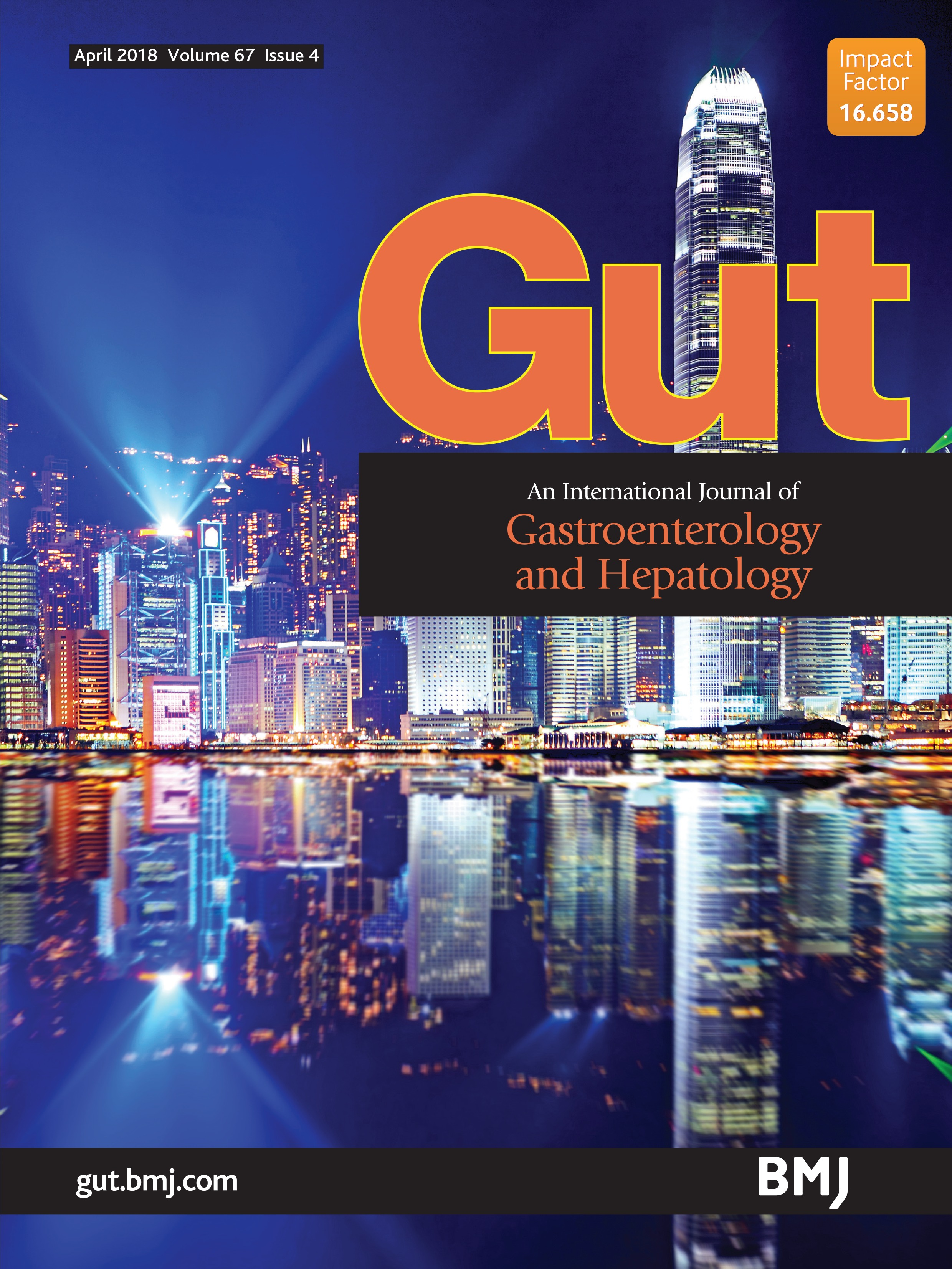 Long-term use of antibiotics and risk of colorectal adenoma | Gut